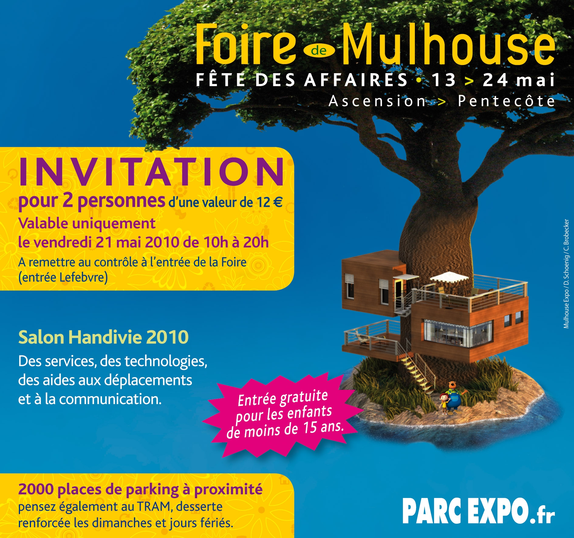 Modele invitation foire exposition document online - Salon de l agriculture invitation gratuite ...