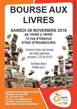 Bourse aux livres de Strasbourg novembre 2016.JPG