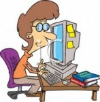 0511-0703-0512-2518_Businesswoman_Working_at_Her_Computer_clipart_image.jpg